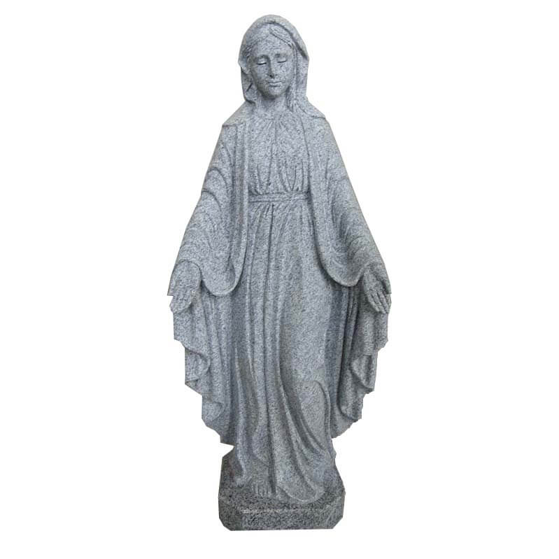 Our Lady of Grace Virgin Mary Sculpture