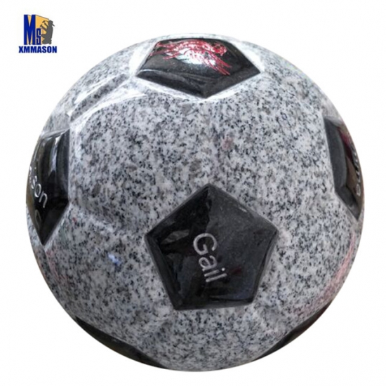 Granite Carved Football