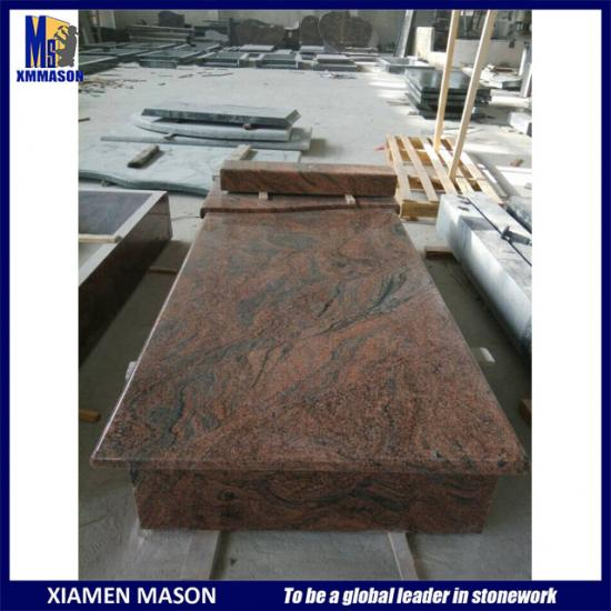 Aurora Granite Tombstones