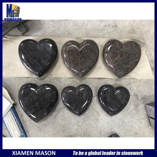 Carving Heart for Memorial