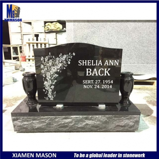 Polished Family Funeral Monuments